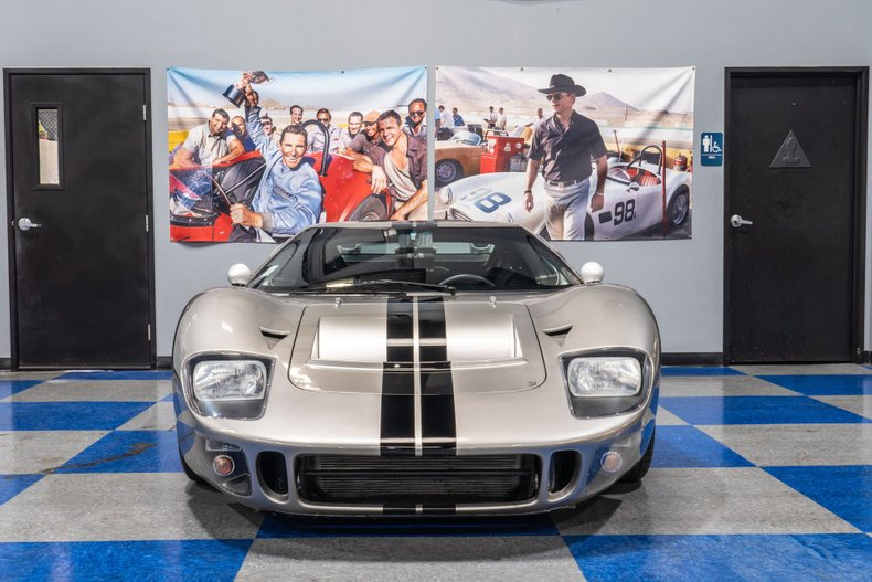 1965 GT40 MKII