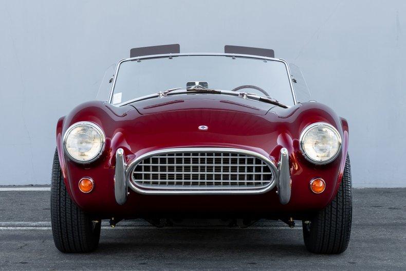 1962 Cobra 289