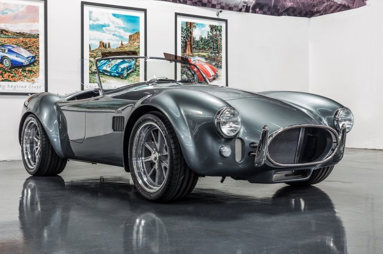 Cobra Superformance MKIII 427 Roadster