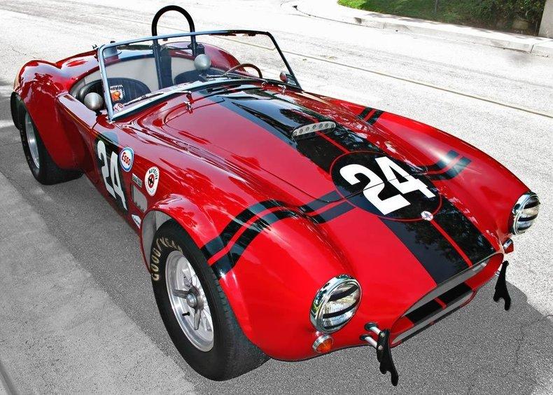 1963 Cobra CSX7000 289 FIA
