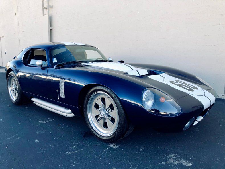 1964 Daytona Coupe Superformance Daytona Coupe