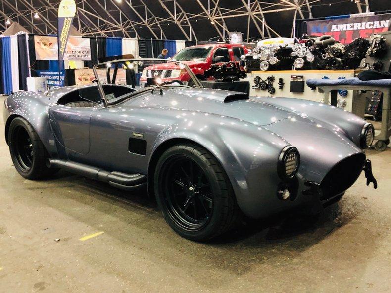 1965 Cobra Superformance MKIII 427SC