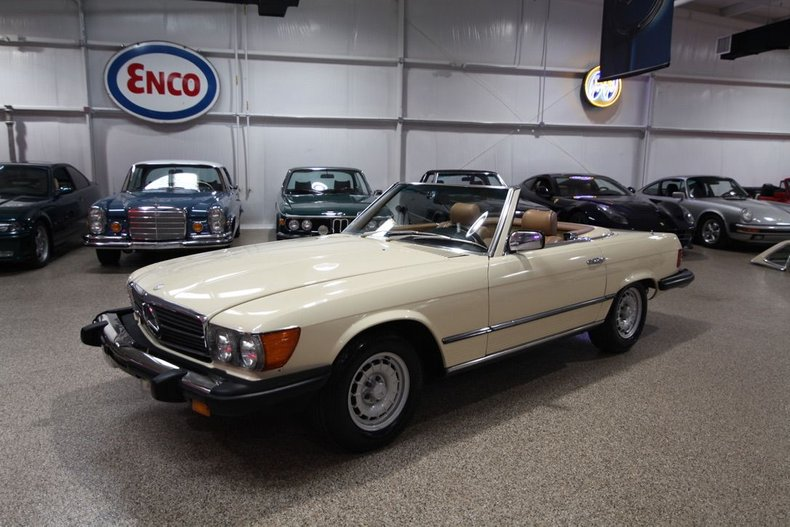 1983 Mercedes-Benz 380SL For Sale