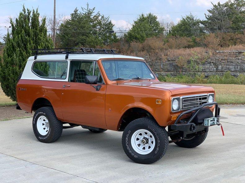 1979 International SCOUT II For Sale