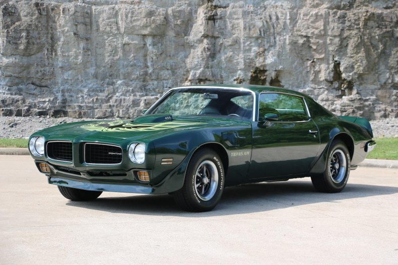 1973 Pontiac Firebird/Trans Am
