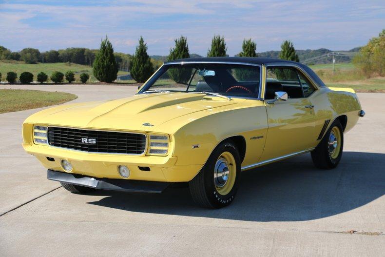 1969 Chevrolet Camaro COPO Replica For Sale