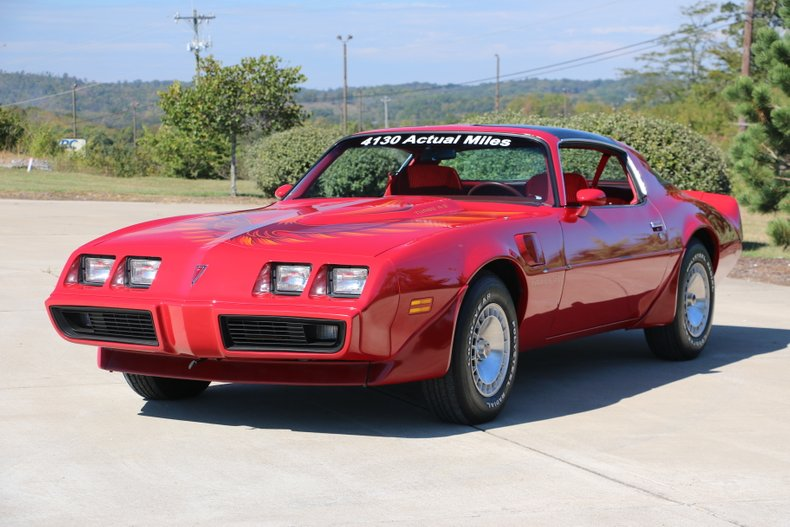 1981 Pontiac Firebird/Trans Am For Sale