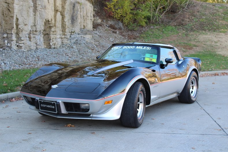 1978 Chevrolet Corvette Indy 500 For Sale