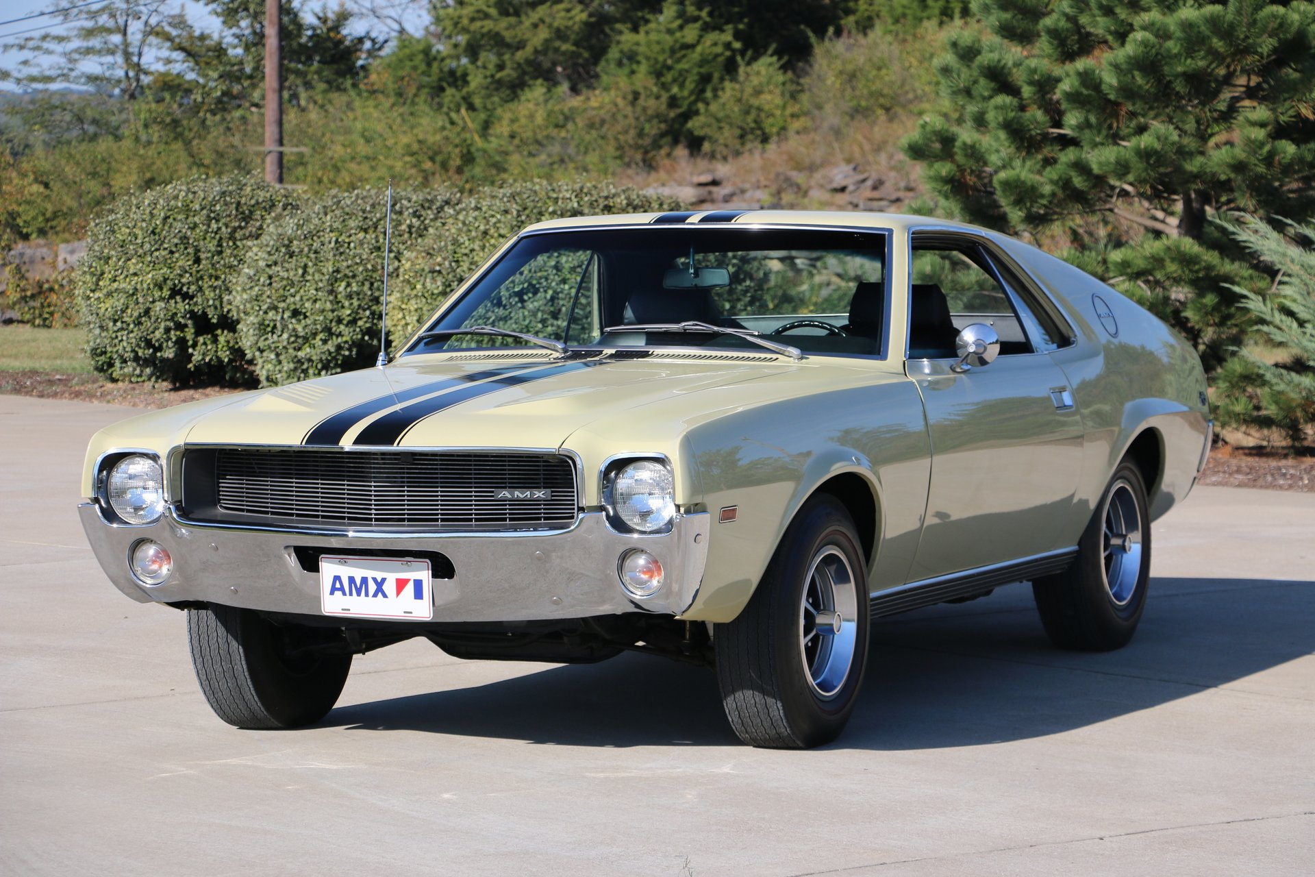 1969 AMC AMX | Hip Rides