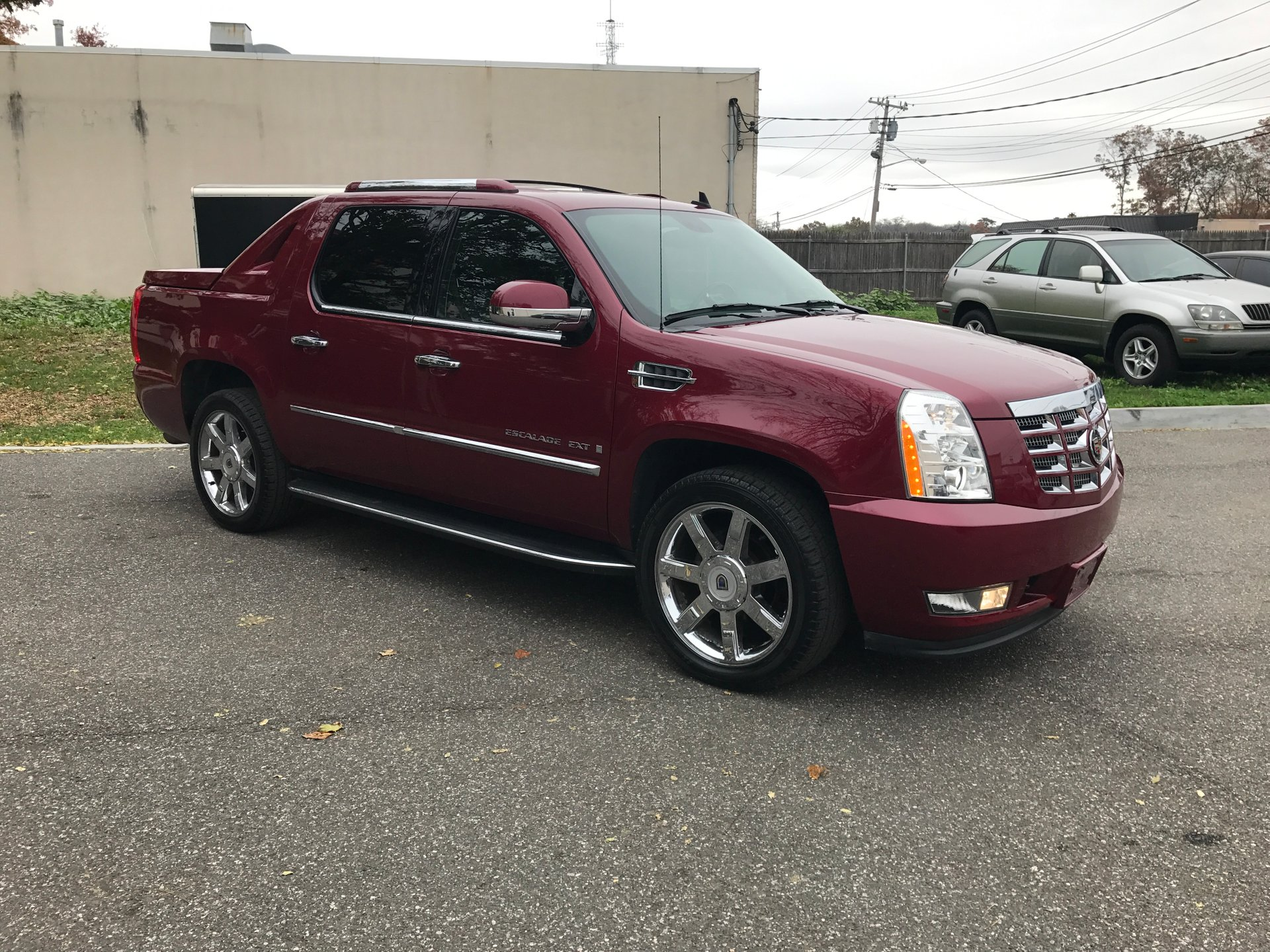 Escalade Ext For Sale >> 2007 Cadillac Escalade Ext Awd 4dr For Sale 70015 Mcg