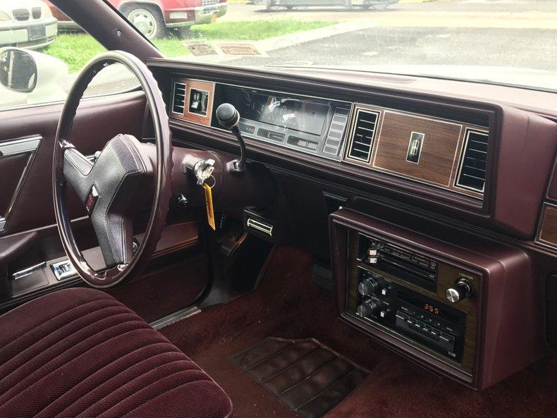 1986 Oldsmobile Cutlass Supreme