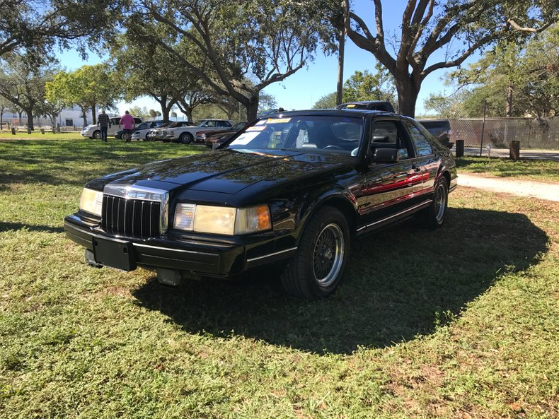 1992 Lincoln LSC