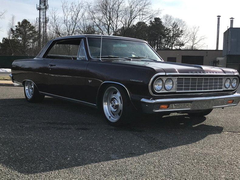 1964 Chevrolet Malibu RestoMod | Hollywood Motors