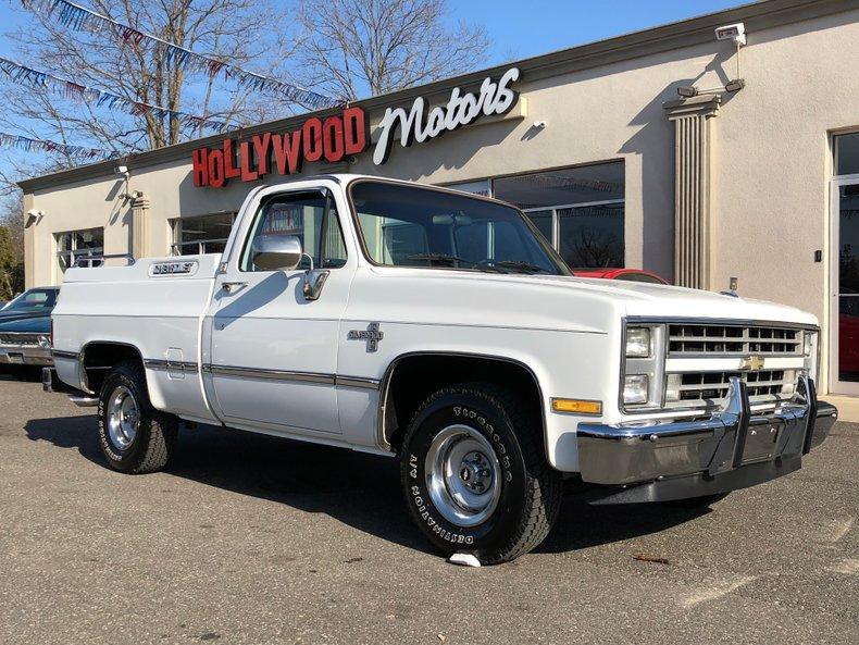 1986 Chevrolet C10 For Sale