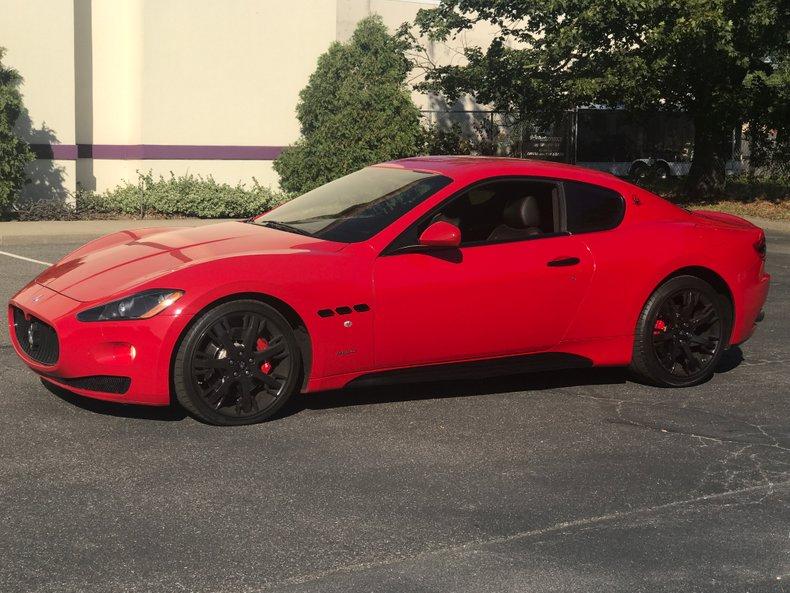 2009 Maserati GranTurismo For Sale