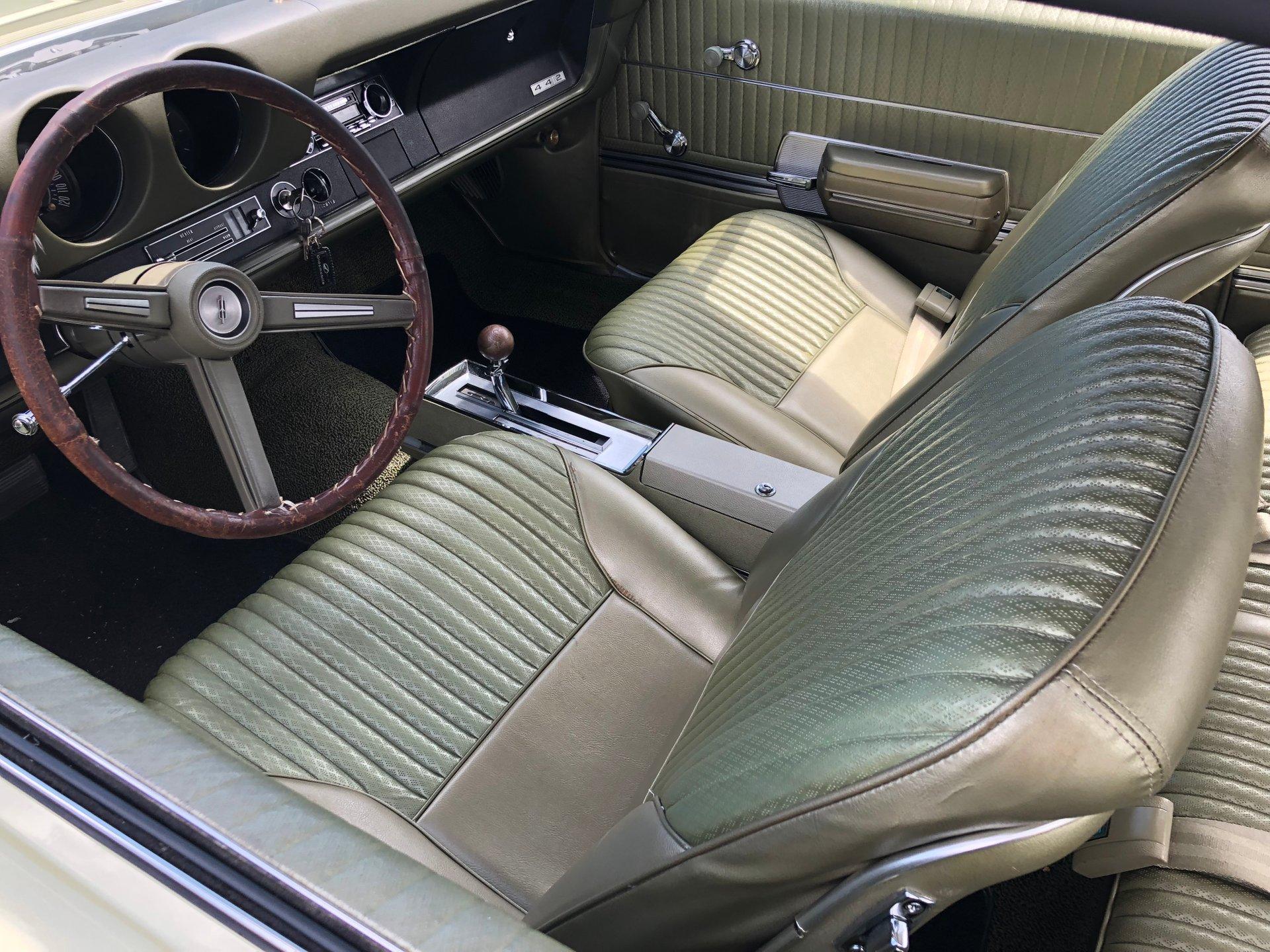 1968 Oldsmobile Cutlass 442 | Berlin Motors