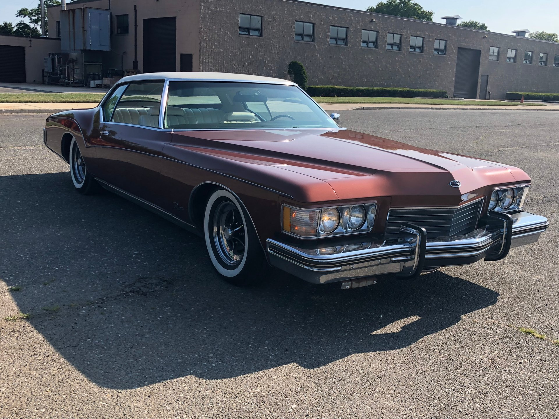 1973 Buick Riviera Boat Tail for sale #94060 | MCG