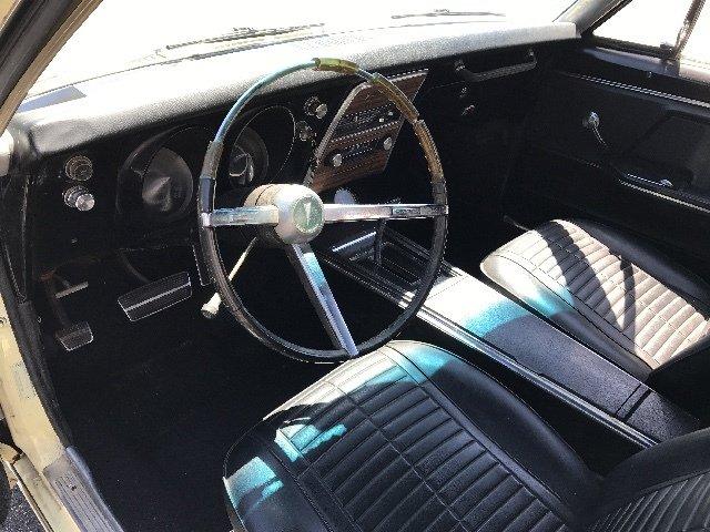1967 Pontiac Firebird | Hollywood Motors