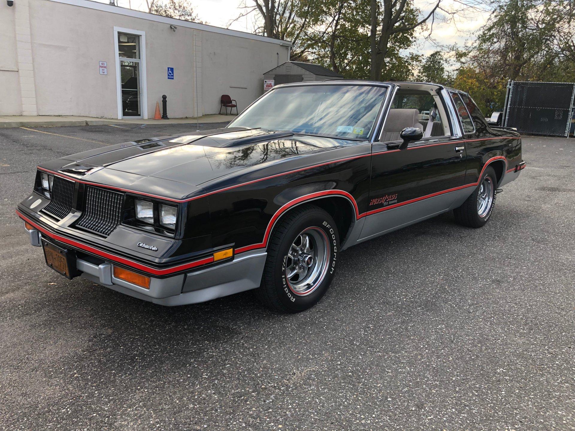 1983 Oldsmobile Hurst/Olds 15th ANNIVERSARY for sale #1614