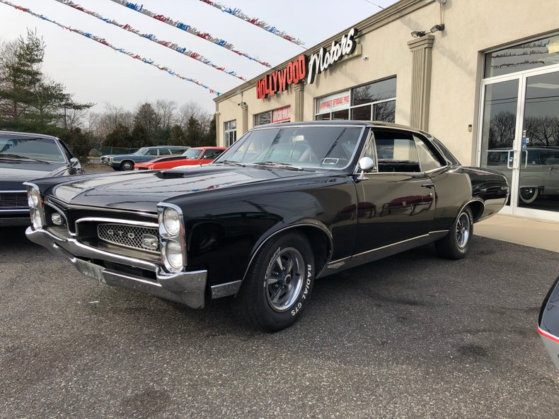 1967 Pontiac GTO for sale #1668 | Motorious