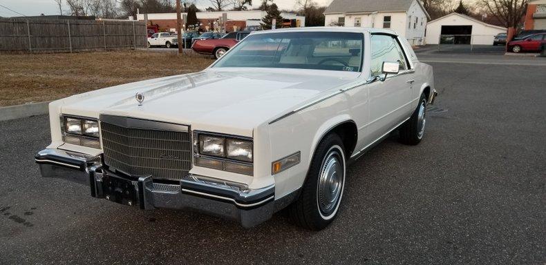 1984 Cadillac Eldorado For Sale