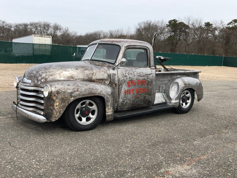 1949 Chevrolet Pick Up