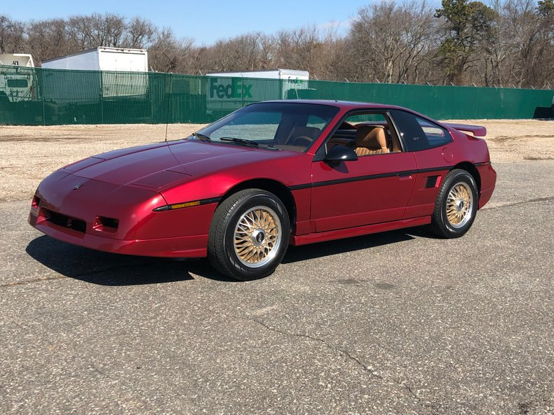 1988 Pontiac Fiero For Sale