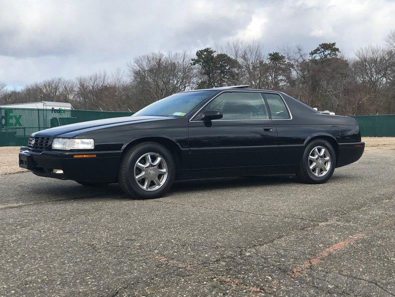 2002 Cadillac Eldorado For Sale