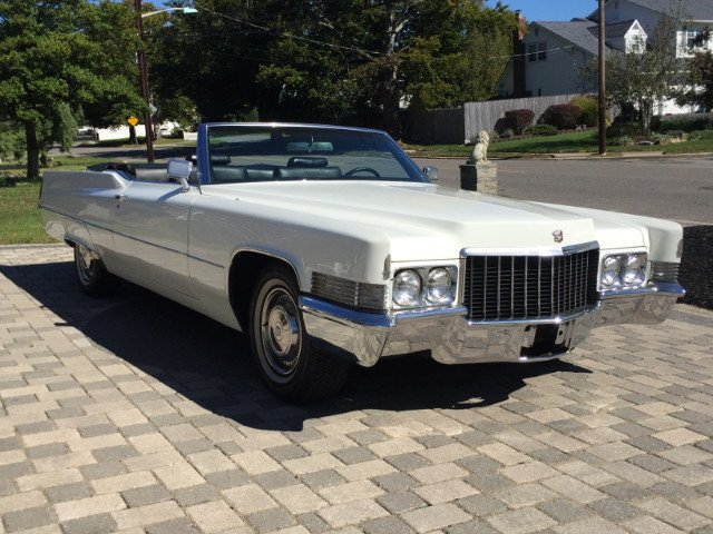1970 Cadillac DeVille | Hollywood Motors
