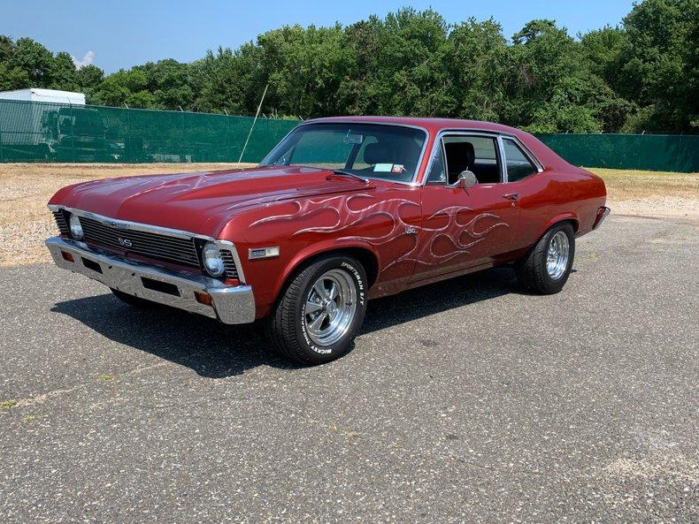 1969 Chevrolet Nova Ss For Sale 175081 Motorious