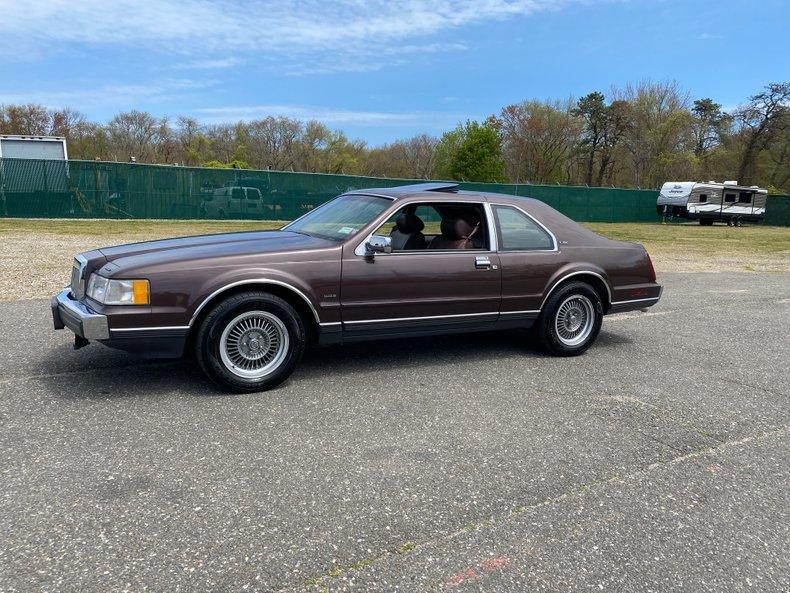 1988 Lincoln Mark VII