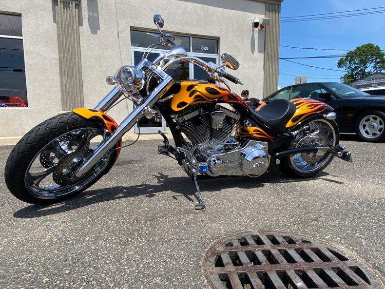 2007 American Iron Horse Slammer