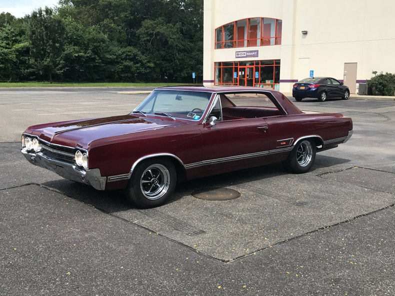 1965 Oldsmobile 442 Tribute