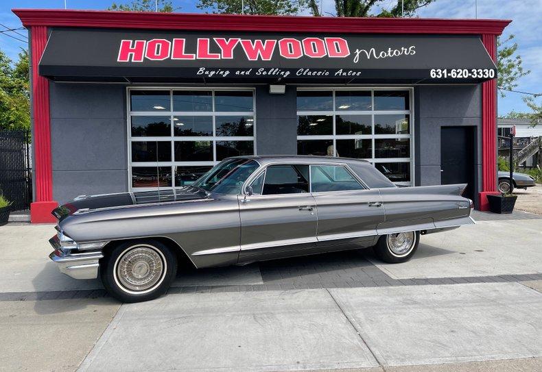 1962 Cadillac Park Avenue