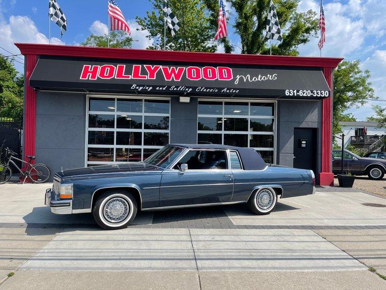 1980 Cadillac Coup D'Elegance