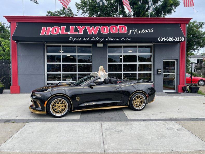 2016 Chevrolet Camaro/Trans-Am Edition