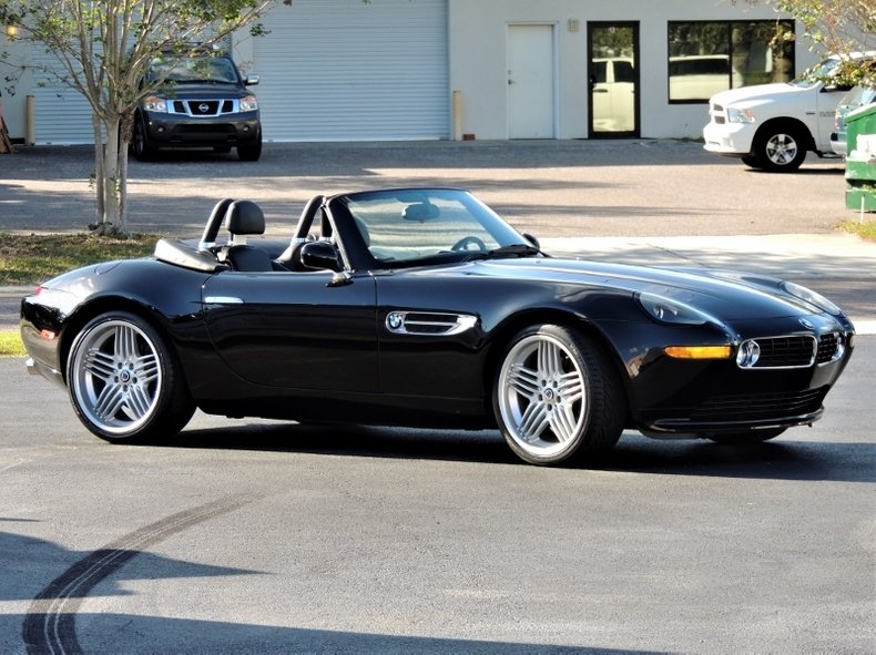 2003 Bmw Z8 Amelia Island Select March 10 12th 2017 Hollywood