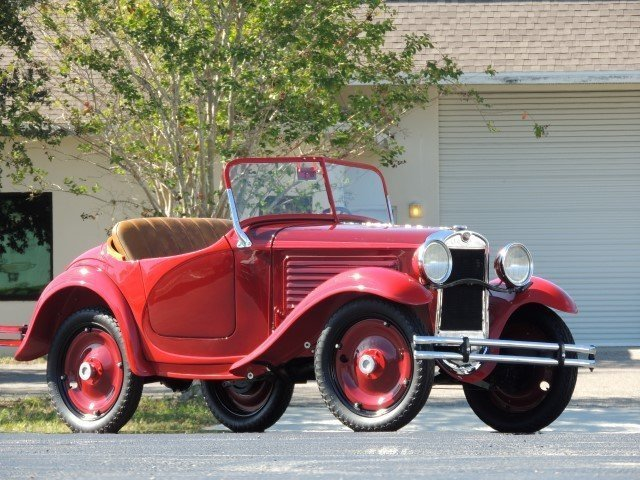 1930 American Austin