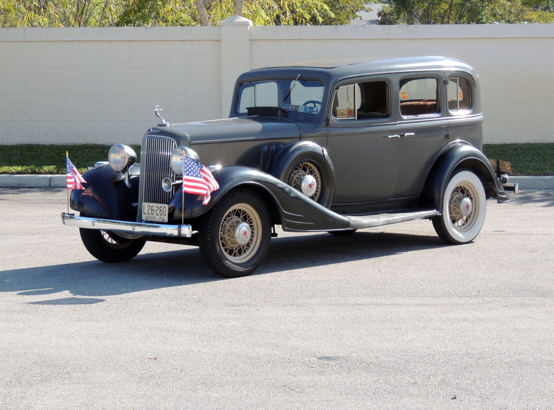 1933 pontiac 5 window