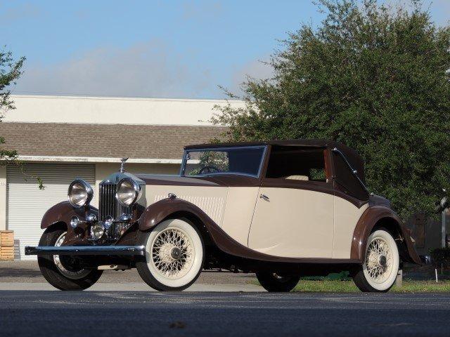 1934 rolls royce 20 25