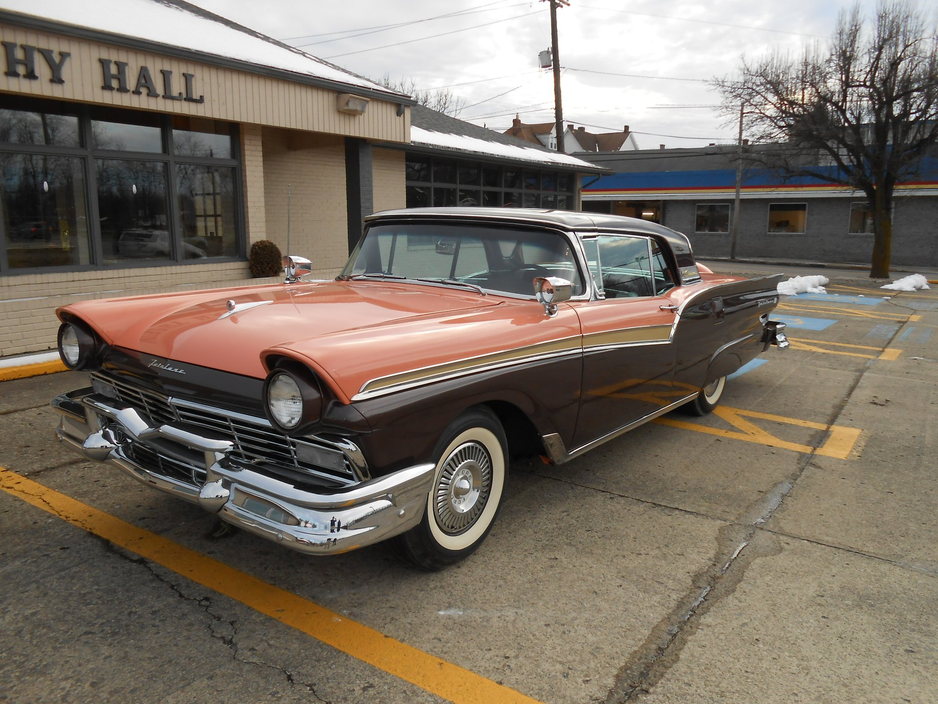 1957 ford skyliner retractable