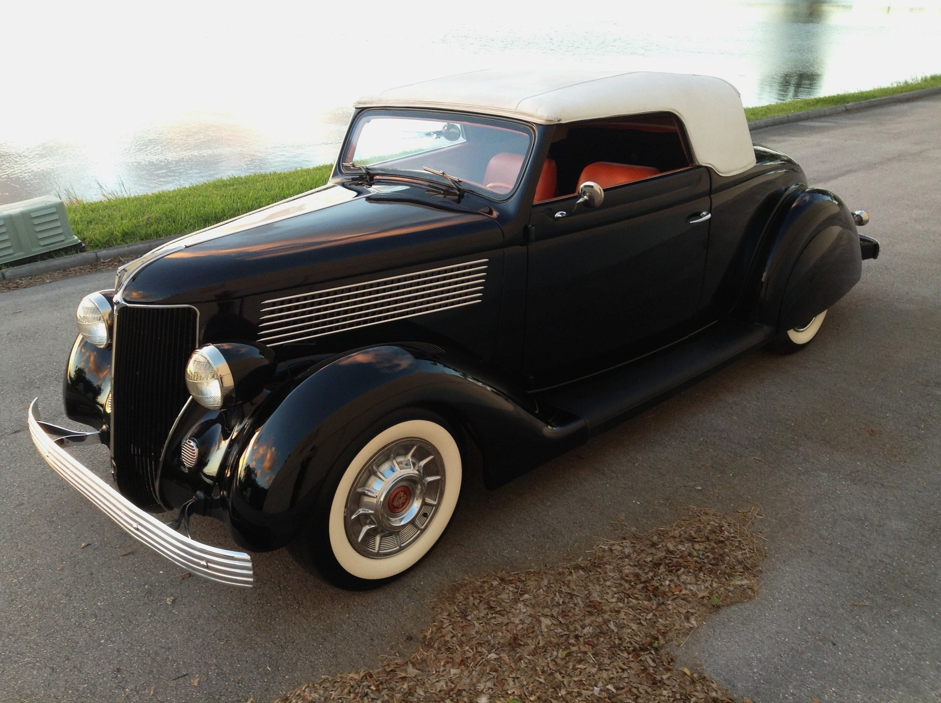 1936 ford carson top vintage street rod
