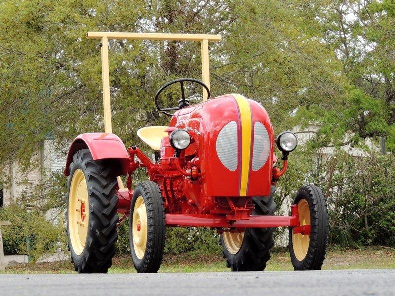 1961 Porsche Tractor