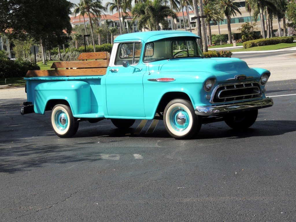 1957 chevrolet 3200 pick up truck