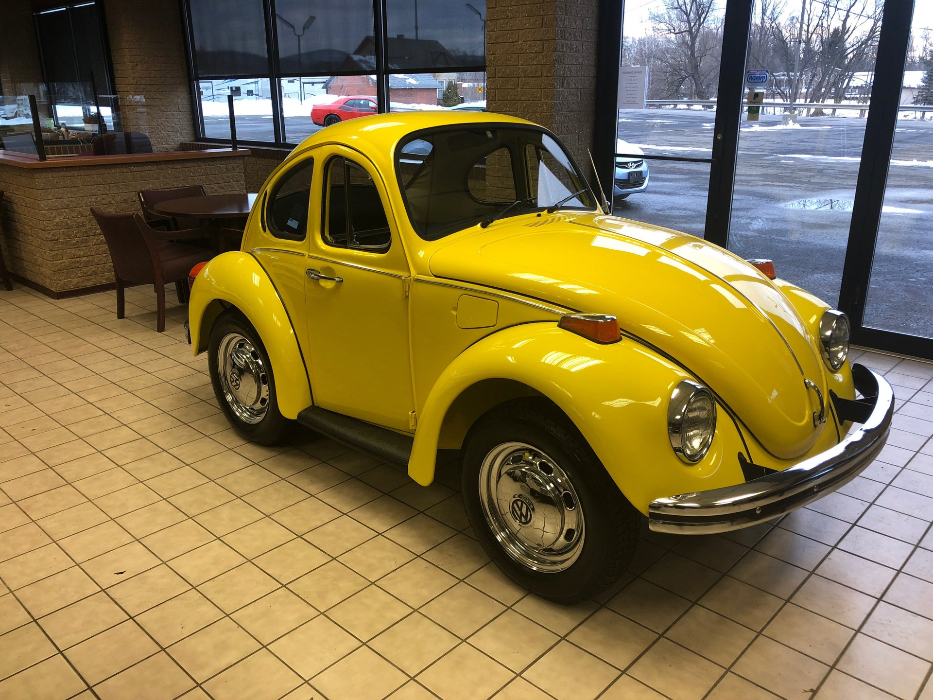 1974 volkswagen beetle shorty