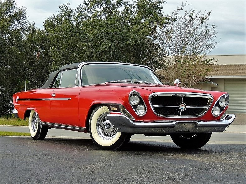 1962 Chrysler 300H