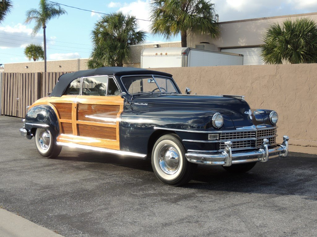1948 chrysler town country