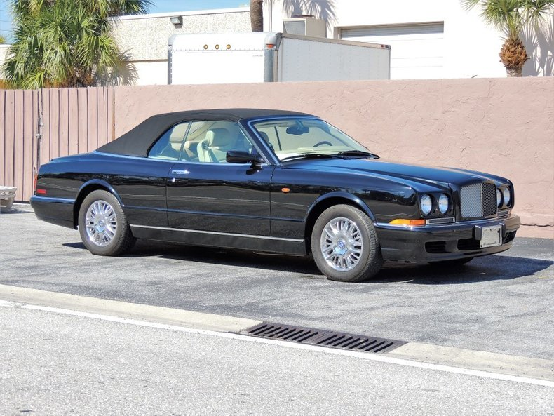 2001 BENTLEY AZURE