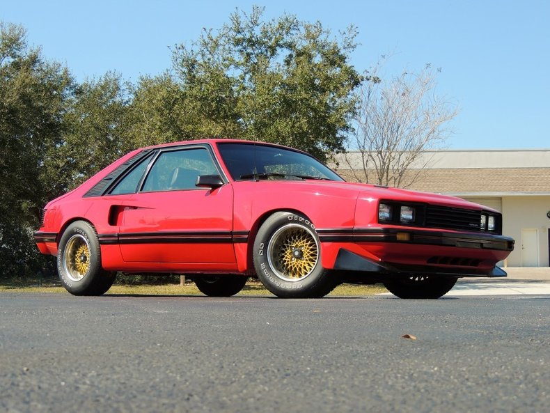 1980 MERCURY COSWORTH CAPRI