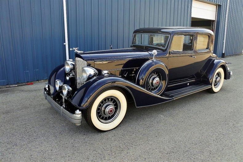 1934 Packard 1107 CP